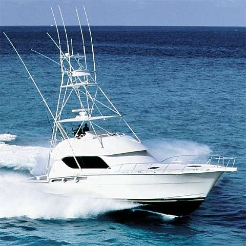 Hatteras 55 Convertible Manufacturer Provided Image