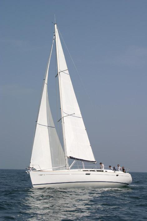 Jeanneau Sun Odyssey 45 Manufacturer Provided Image