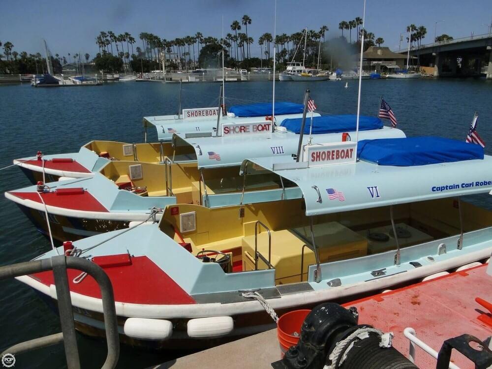Seaway Boats Company Custom 26' Water Taxi 1975 Seaway Boats Company Custom 26' Water Taxi for sale in Long Beach, CA