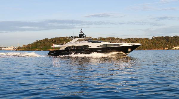 Majesty Yachts Majesty 122
