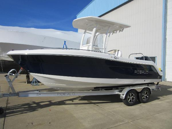 Robalo R222 Explorer WIDE BAND DEEP BLUEWATER