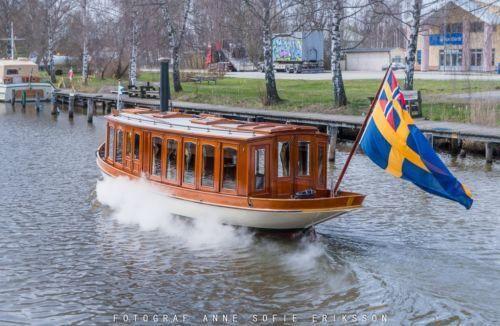 Keine Angabe Holzklassiker Dampferboot 1892