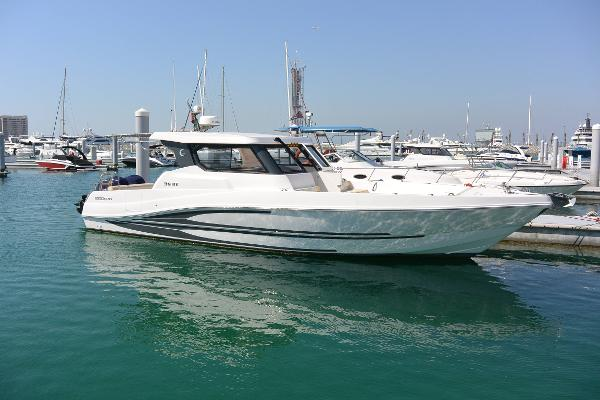 Gulf Craft Silvercraft 36HT