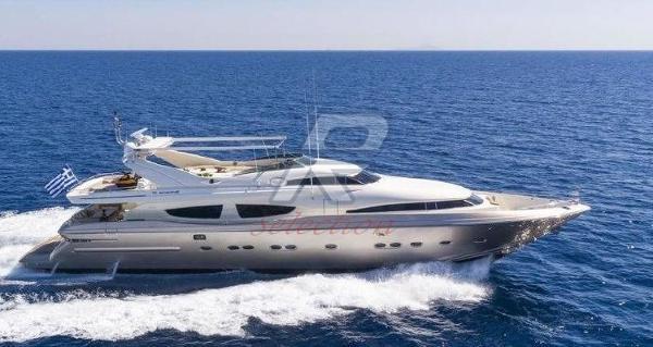 Posillipo Technema 95 Esterna Navigazione