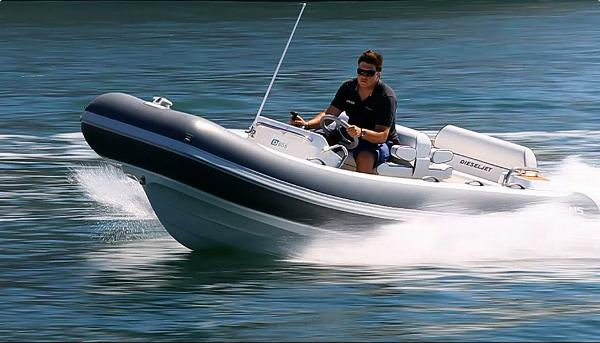 Williams Jet Tenders Dieseljet 505