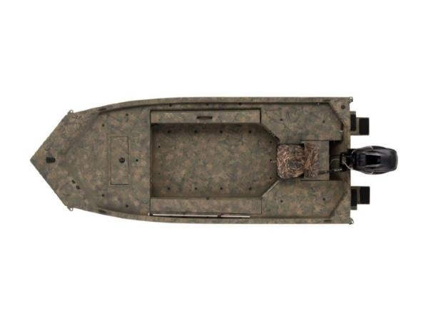 Tracker ® Boats GRIZZLY® 1548 T Sportsman