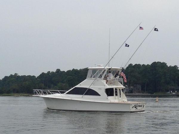 Ocean Yachts 45 Super Sport OCEAN YACHT 45 SUPER SPORT