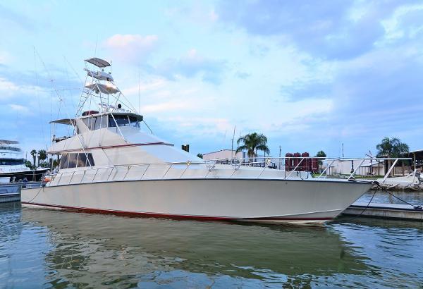 Halter Custom 74 Sportfisherman