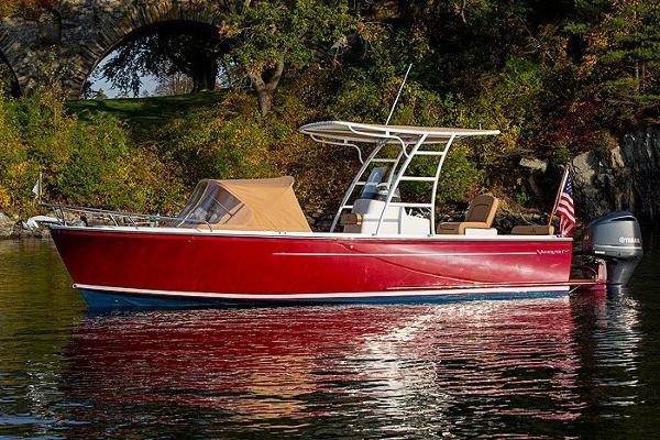 Vanquish Boats 26CC