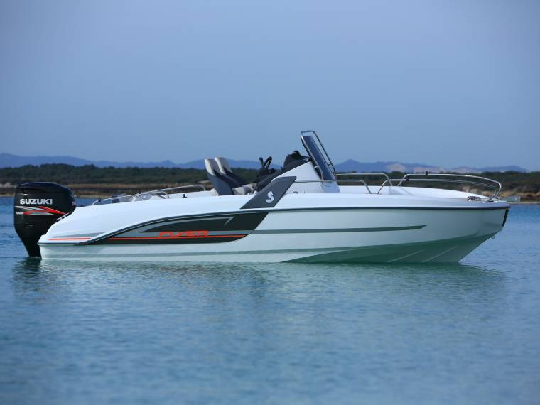 Beneteau FLYER 6.6 SPACE deck
