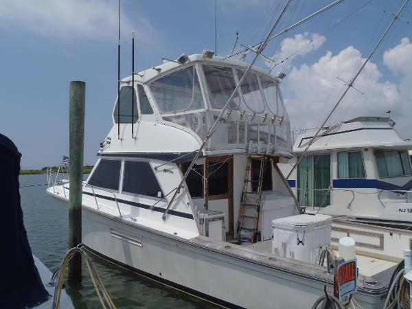 Henriques 44 Sportfisherman