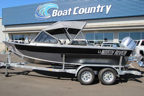"""North River Seahawk Outboard 18' 6"""""""