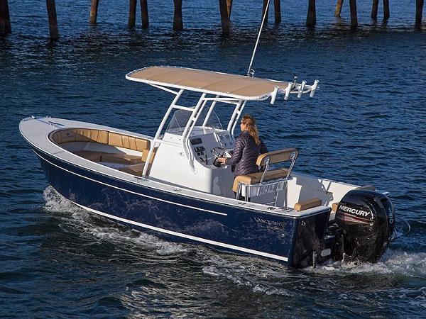 Vanquish Yachts 21CC Bristol Harbour