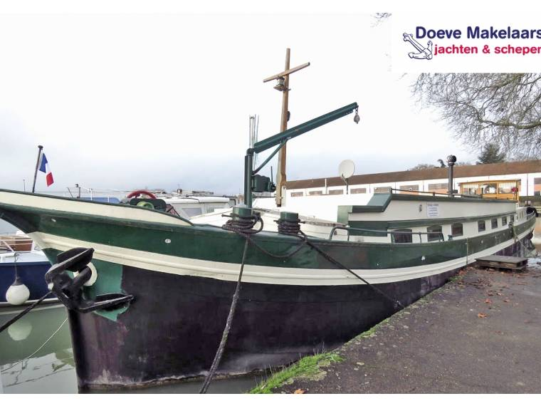 Dutch Clipper 26.53 with TRIWV