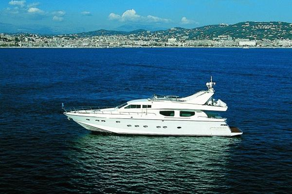 CANTIERI POSILLIPO RIZZARDI TECHNEMA 80