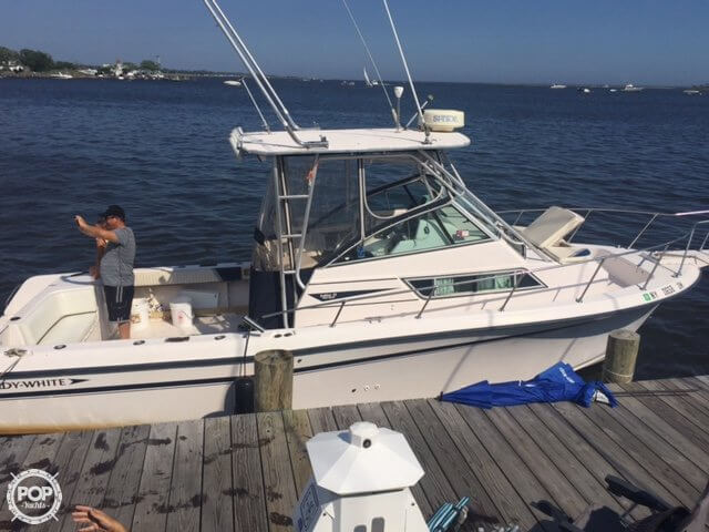 Grady-White 272 Sailfish 1996 Grady-White 272 Sailfish for sale in Oakdale, NY