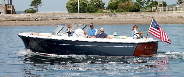 Vanquish Boats 26DCE