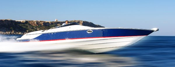 Hunton XRS37 Hunton Powerboats XRS37