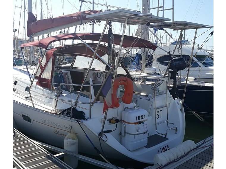 Beneteau Oceanis Clipper 361