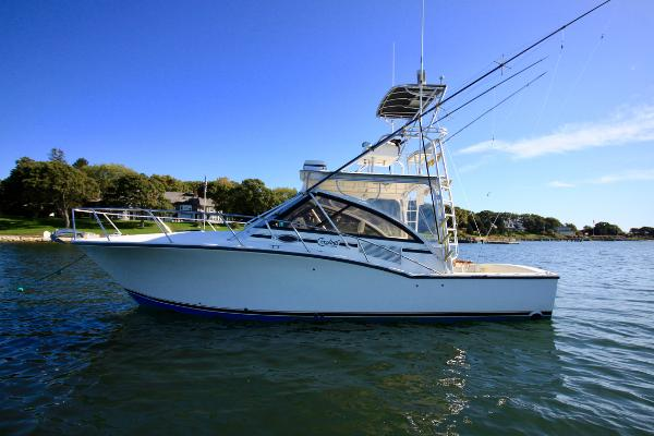 Carolina Classic 35 Port Profile