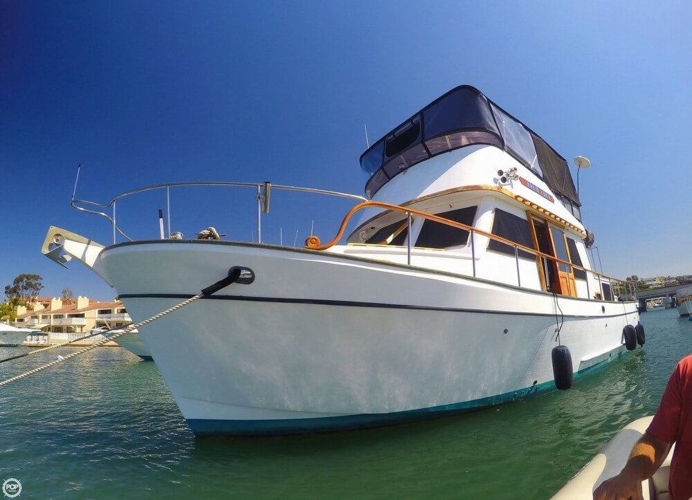 Bestway 40 Double Cabin 1982 Bestway 40 Double Cabin for sale in Newport Beach, CA