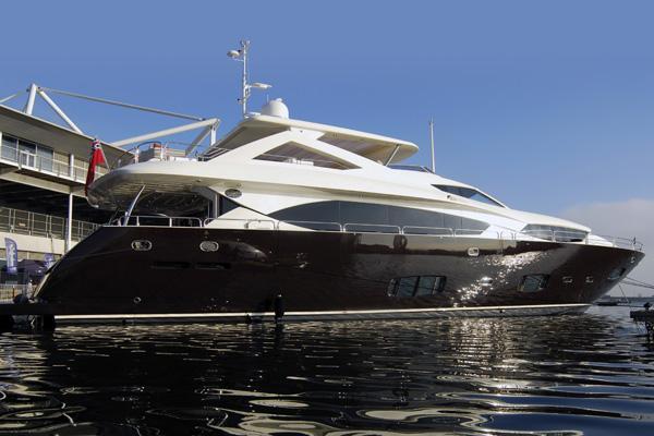 Sunseeker 30M Yacht 30 Metre Yacht Sunseeker 30M Yacht