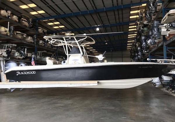 Blackwood Center Console Profile