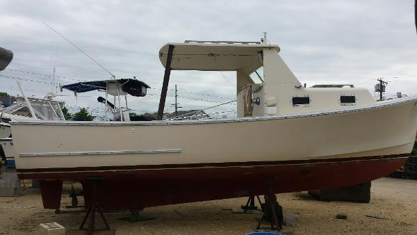 Sisu 26 Downeast
