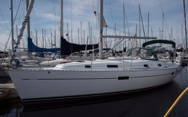 Beneteau Oceanis Clipper 361 Full Hull