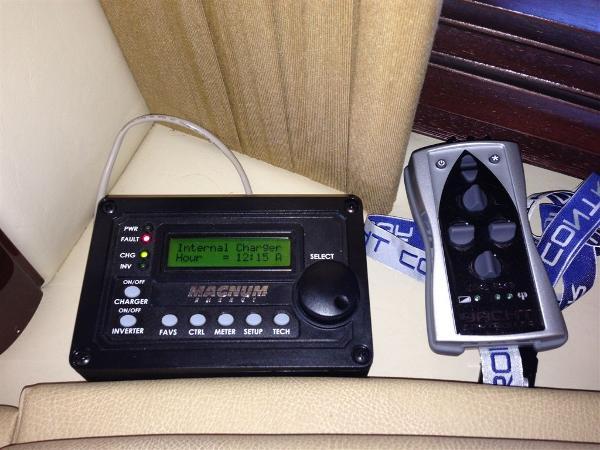 Inverter & Yacht Controller