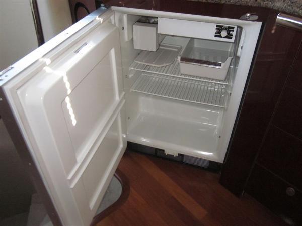Sub Zero Freezer w/Ice Maker