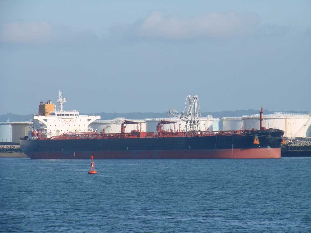 Custom Double Hull Crude Oil/ Oil Products Tanker
