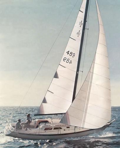 Islander 36 Manufacturer Photo