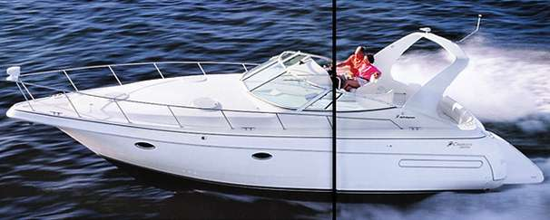 Cruisers Yachts 3575 Express Manufacturer Provided Image