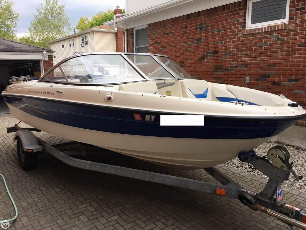 Bayliner 185 Bowrider 2006 Bayliner 185 Bowrider for sale in Staten Island, NY