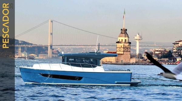 Motor Yacht Pescador 35 Pescador 35 for sale