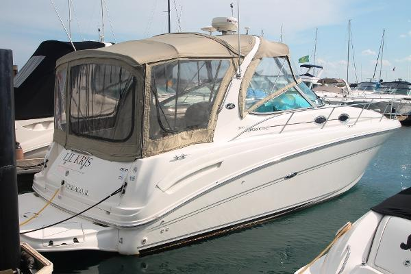Sea Ray 300 Sundancer Starboard AFT Quarter