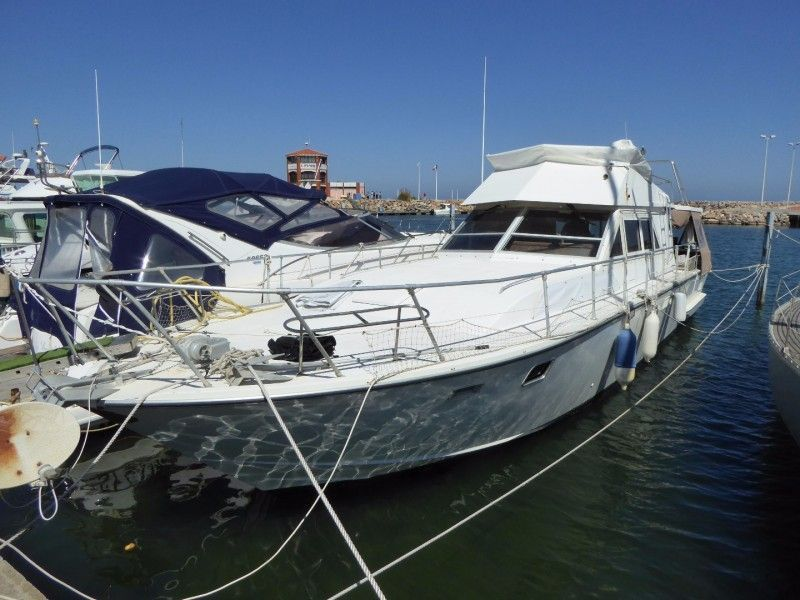 Guy Couach 1400 Flybridge
