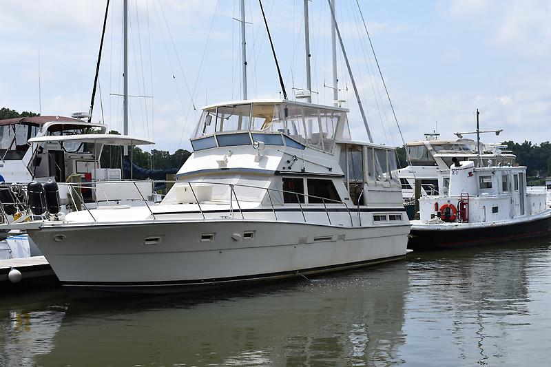 Viking 44 Motor Yacht Boats For Sale In United States