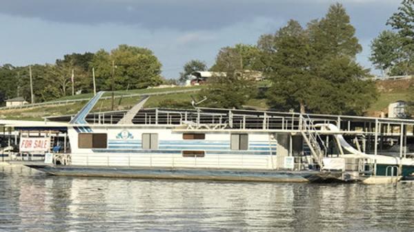 Sumerset Houseboats 14x60