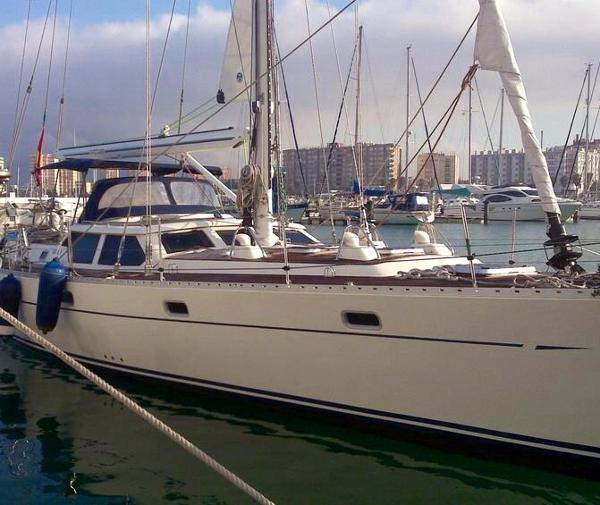 Oyster Sloop 55