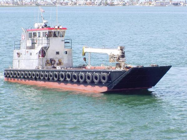 Landing Craft LCM