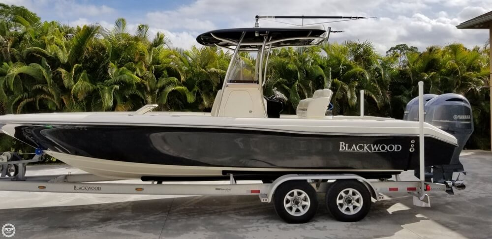 Blackwood 27 CENTER CONSOLE 2015 Blackwood 27 for sale in Loxahatchee, FL