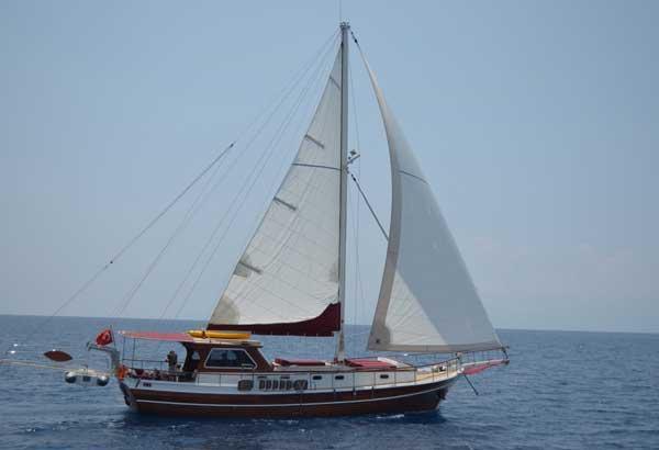 BODRUM GULET Bodrum gulet sailing