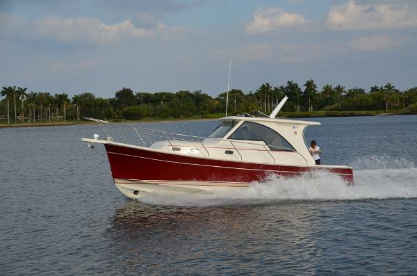 Marlow Pilot 31 Port View