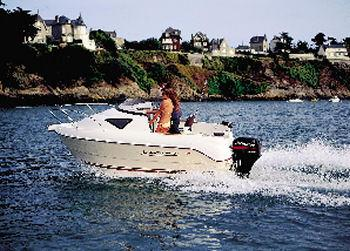 Quicksilver 460 Cruiser Manufacturer Provided Image: 460 Cruiser