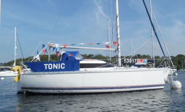 Jeanneau Tonic 23