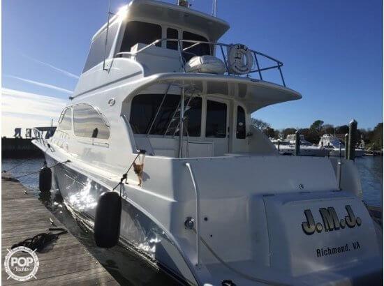 Ocean Yachts 65 Ocean Odyssey 2003 Ocean 65 Ocean Odyssey for sale in Hampton, VA