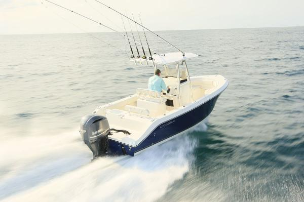 Cobia Boats 237 Center Console - In Stock