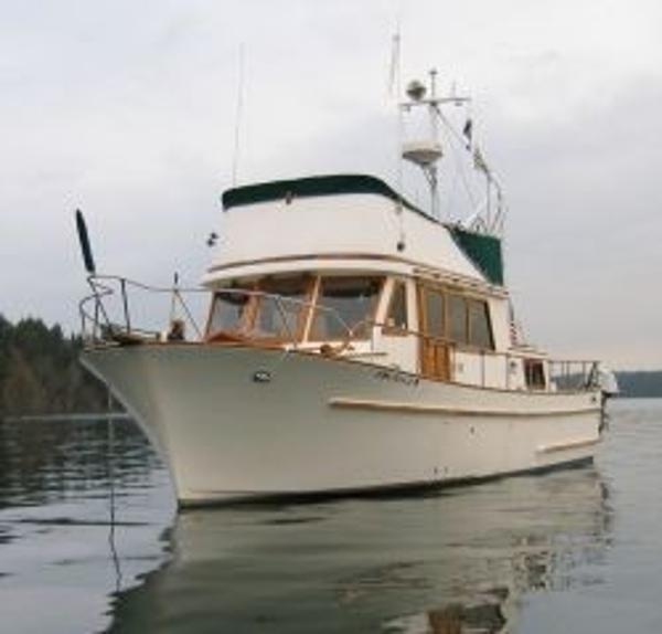 North Sea Trawler Aft Cabin CHB